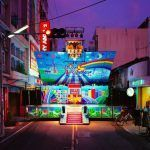 Cabaret Truck Theatres by Shen Chao-Liang