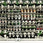 The Invisible Man by Artist Liu Bolin